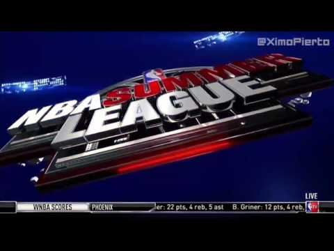 Casey Prather's Nasty Crossover  Thunder vs Mavericks  July 2, 2016  2016 NBA Summer League