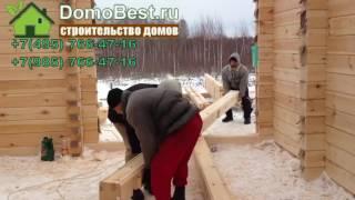 Строительство дома из профилированного бруса(, 2016-09-09T20:40:23.000Z)