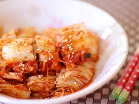 How to make Kimchi 김치 - Cách làm Kimchi ngon