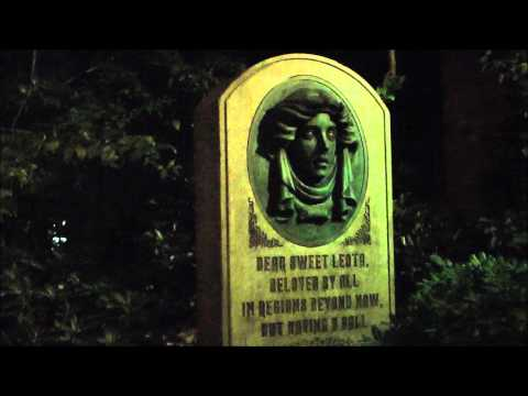 Haunted Mansion, Interactive Line, Magic Kingdom, Walt Disney World HD (1080p)