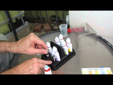 How to Test Aquaponic Nutrient & pH