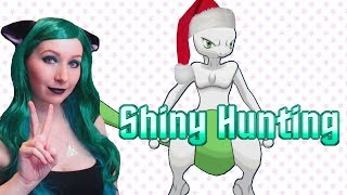 ❤️SHINY HUNTING MEWTWO!❤️ Let