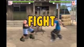 Backyard Wrestling PS2