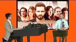 SEVDAM ALABORA Orijinal Jenerik Müzik Piyano Dizi Film Müziği ATV Yayın Akışı