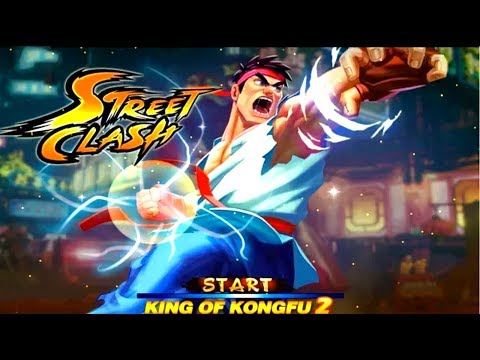 King Of Kungfu 2: Street Clash | By HsGame Action | Android Gameplay HD