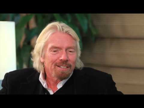 Sir Richard Branson - I never set out to be a businessman - Inc interview