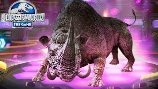 Готовимся к МАМОНТЕРИЮ - Jurassic World The Game #153