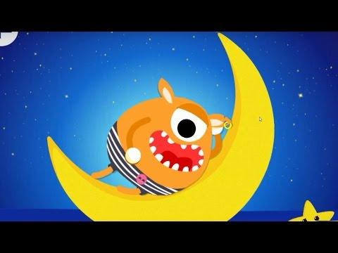 Bedtime Story - Goodnight Sleepy Monsters - Baby Apps for Kids