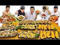 Người Cuối Cùng Ngừng Ăn Buffet Hải Sản Cua Hoàng Hậu và Tôm Hùm Nướng Phô Mai Sẽ Thắng 10 Triệu