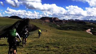 Colorado Trail Bikepacking Trip