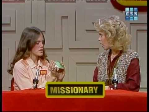 Password Plus  Elizabeth Montgomery & Bert Convy Talk About Pot..sort of