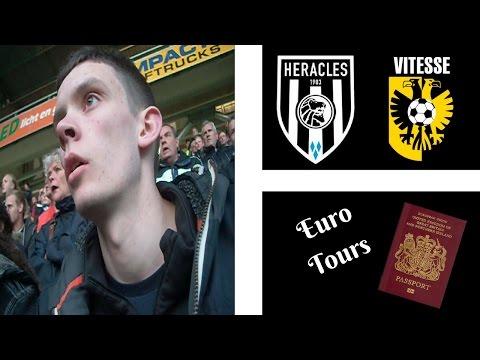 Euro Tours - Heracles Almelo V Vitesse Ep2