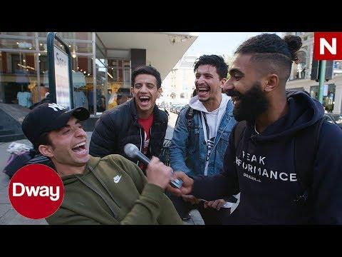 #Dway | Arman På Gata: Har Du Tatovering? | TVNorge