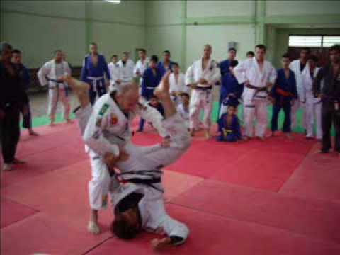 - Union World Fight Team - Mestre Ricardo Murgel seminário 2008/2