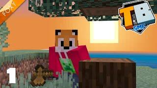 ON THE MOON? | Truly Bedrock Season 1 [103] | Minecraft Bedrock Edition 1.14 SMP