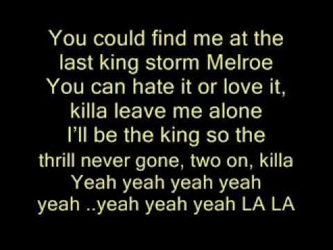 Dj Felli Fel - Dodgers Anthem ft. Ice Cube, Tyga, Ty Dolla $ign (lyrics)