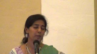 Pibare raamarasam Sthuthi Bhat @ SKV Temple.