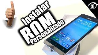 Como Instalar uma ROM personalizada no Zenfone