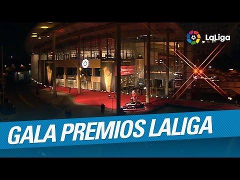 Gala Premios LaLiga 2015/2016