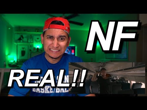 NF - REAL REACTION (MUSIC VIDEO) | THIS IS JUST NATE GOING INNNNNN