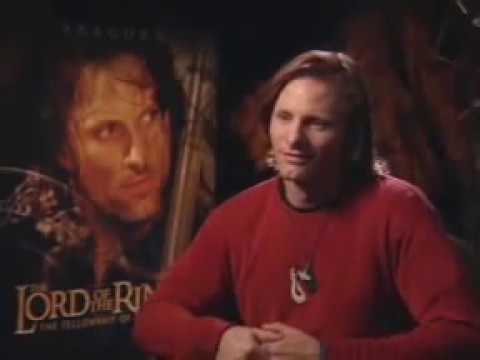 Unintentional ASMR 👑 Viggo Mortensen Aragorn Lord of the Rings