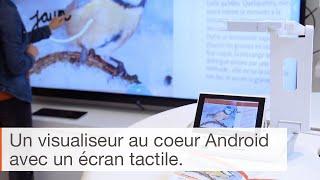 ELMO MA-1 : le visualiseur de poche équipé d'un système Android