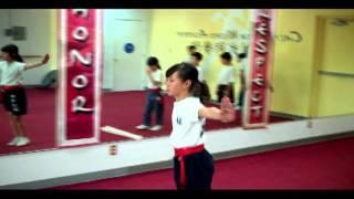 Ca Wushu Kids Ages 7-12