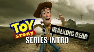TOY STORY (THE WALKING DEAD VERSION) Original