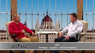 FIX TV | Jogász - Özvegyi nyugdíj élettársaknál | 2017.08.14.