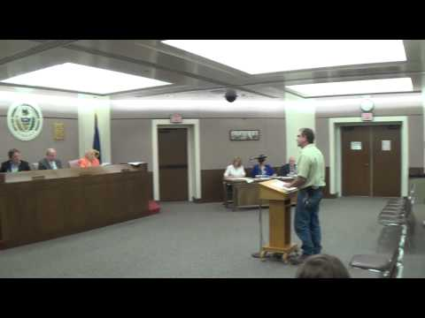 BUTLER COUNTY COMMISSIONERS MEETING 5 27 15
