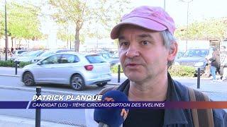 Yvelines | Patrick Planque, candidat LO pour la 11e circonscription