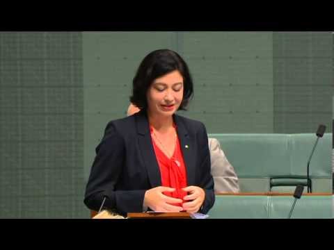 Terri Butler MP - First Speech to the Parliament of Australia