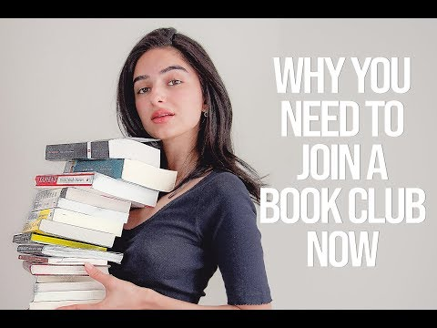 Why You Need to Join a Book Club... NOW