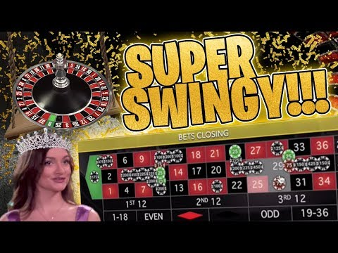 Roulette CRAZY Swings!!!!