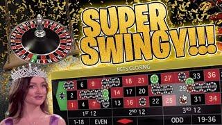 Roulette CRAZY Swings!!!!