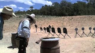 End of Trail 2012: Single Action Shooting Society