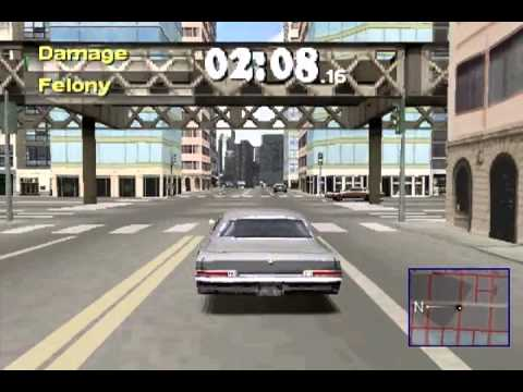 Driver 2 Gameplay Missions Part 1