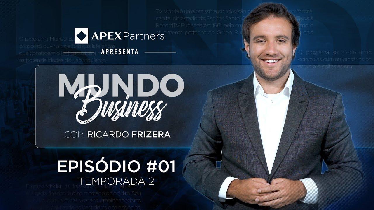 Mundo Business | Ada Mota e a história da ADCOS; e a expansão do Grupo Farmacro com Aníbal Neri