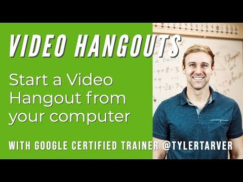 Start A Video Hangout From Your IPhone : GOOGLE HANGOUTS