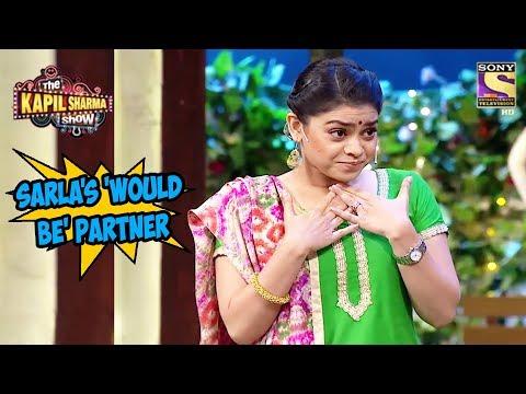 Kapil Finds A Match For Sarla - The Kapil Sharma Show