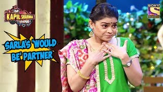 Kapil Finds A Match For Sarla - The Kapil Sharma Show