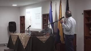 Intervención Dr  José L. Urón en el marco de la Socialización de Oferta Institucional.
