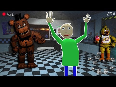 FIVE NIGHT'S AT FREDDY'S SURVIVAL! - Garry's Mod Sandbox Gameplay - FNAF Gmod Game Mode