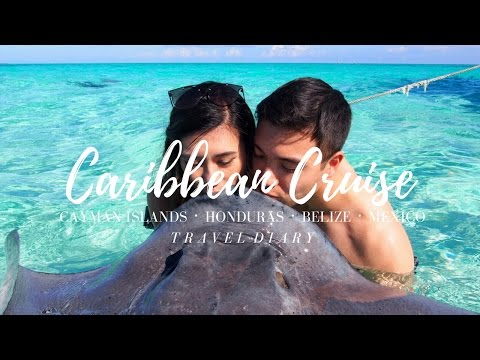 TRAVEL DIARY: Caribbean Cruise | Carnival Glory | Cayman Islands, Honduras, Belize, Mexico