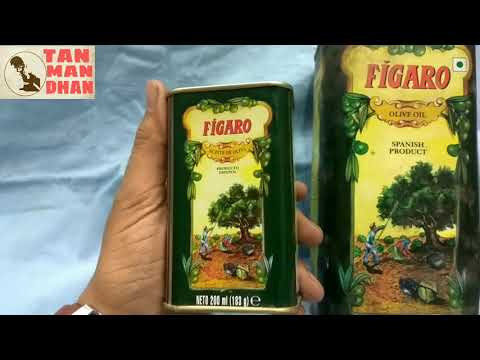 Figaro Olive Oil Review in Hindi / for healthy life / Useful Tips