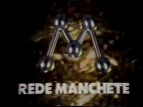 Vinheta Rede Manchete e Propagantada da Revista Ele Ela - Ano de 1983