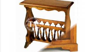 Mango Wood Furniture, Mango Wood Indian Furniture Handicraft
