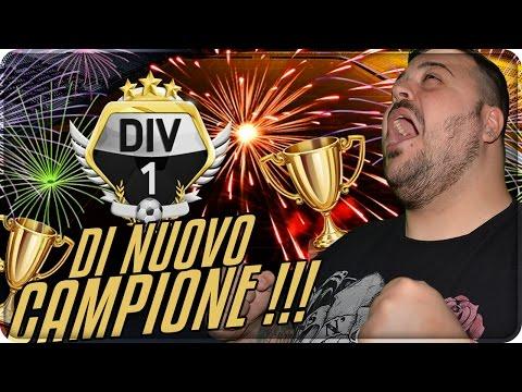 DI NUOVO CAMPIONE DEL RTD1 !!! [FIFA 16]