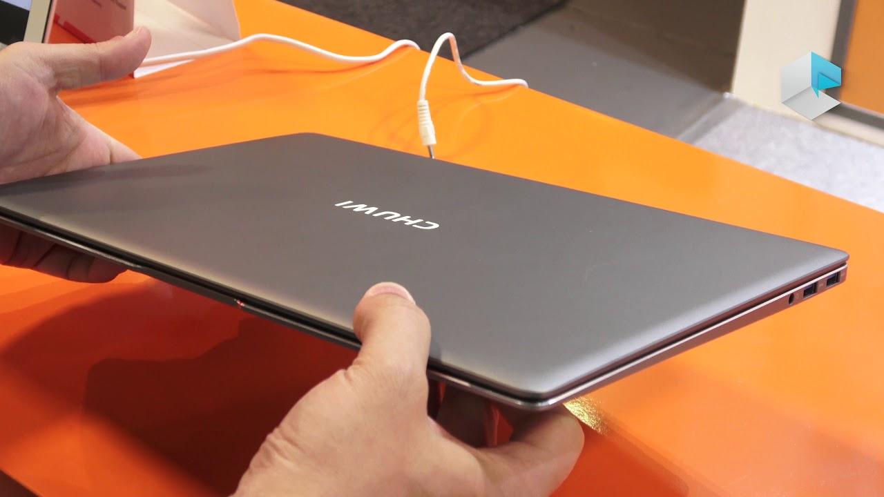 Chuwi LapBook 14 inch 2017 - Notebookcheck.it