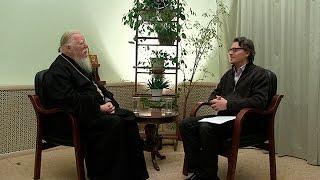 Беседа протоиерея Димитрия Смирнова с послом ВКС в ООН Алексеем Комовым